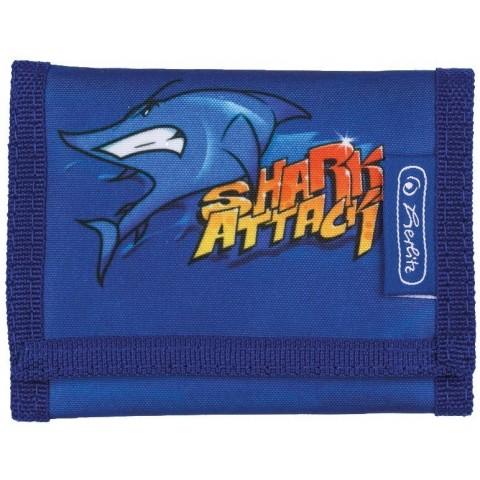 Portfelik Smart Boys Shark Attack