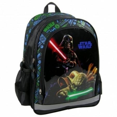 Plecak Szkolny Star Wars czarny