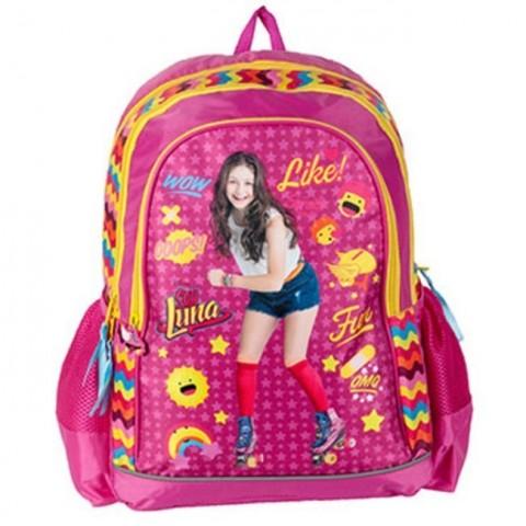 Plecak szkolny Soy Luna - różowy