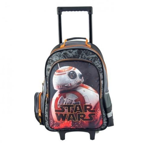 Plecak na kółkach Star Wars z droidem