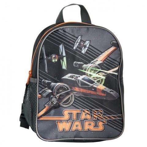 Plecaczek Star Wars ze statkiem kosmicznym