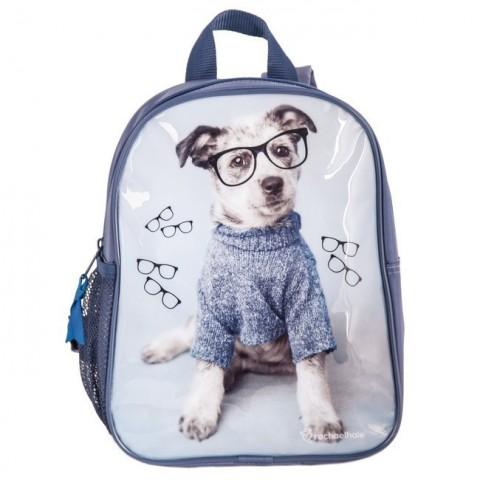 Plecaczek Rachael Hale piesek w okularach