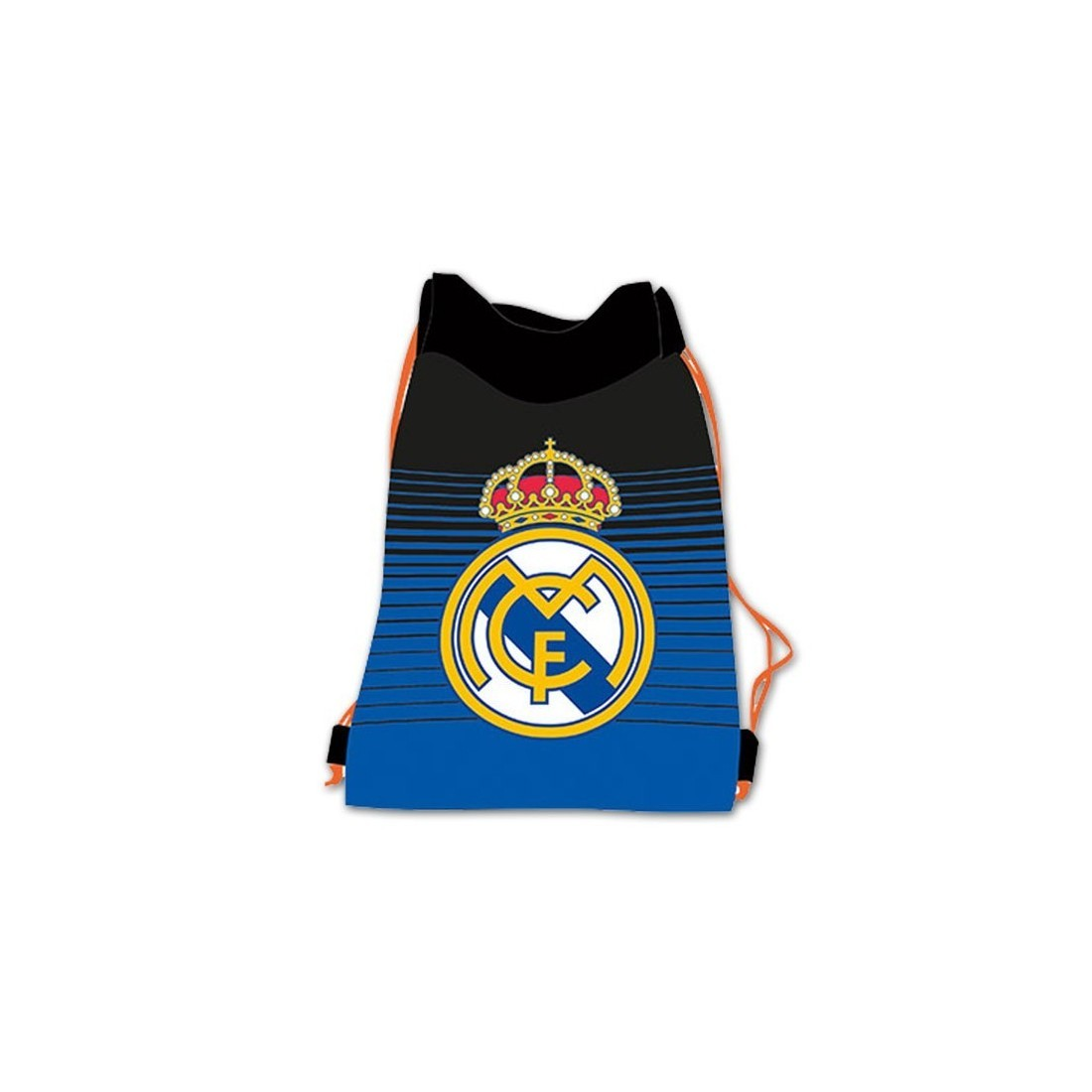 Worek na obuwie Real Madryt / Niebieski z piłką