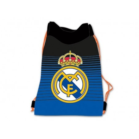 Worek na obuwie Real Madryt / niebiesko-czarny