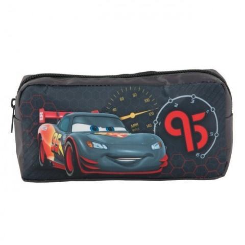 Saszetka Cars McQueen szaro-czarna