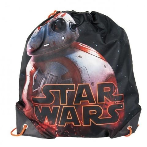 Worek szkolny Star Wars z droidem