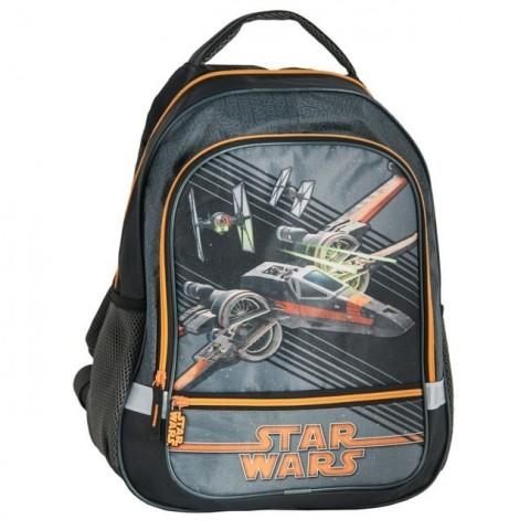 Plecak szkolny Star Wars ze statkiem kosmicznym