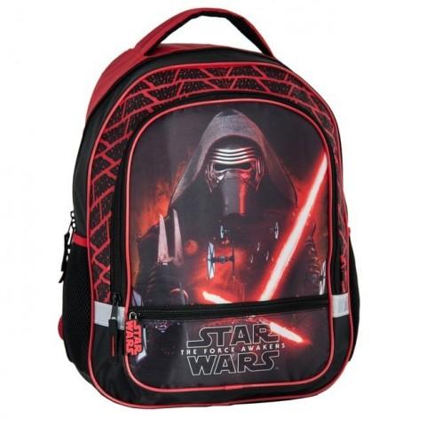 Plecak szkolny Star Wars czarno-czerwony