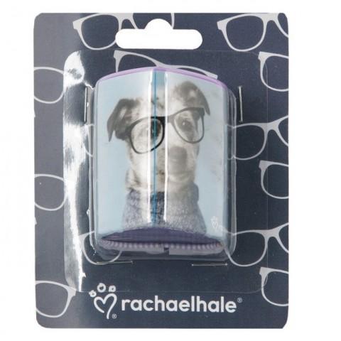 Temperówka Rachael Hale piesek w okularach