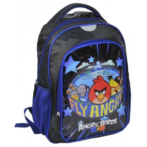 Plecak Angry Birds Fly Niebieski