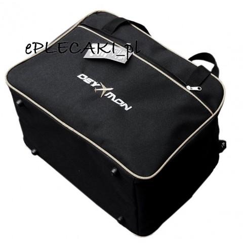 Torba - mały bagaż podręczny Wizzair 42x32x25cm - szara