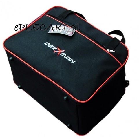 Torba - mały bagaż podręczny Wizzair 42x32x25cm - czerwona