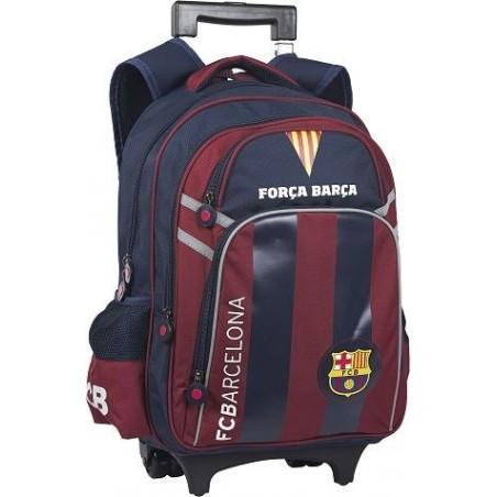 Plecak na kółkach FC Barcelona