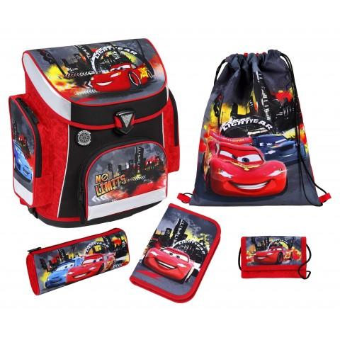 TORNISTER SCOOLI - AUTA CARS