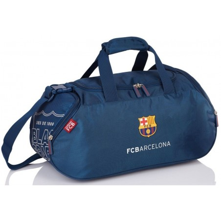 Torba sportowa FC Barcelona granatowa FC-150