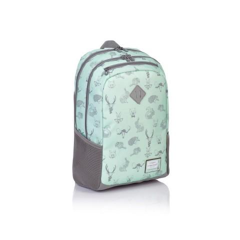 Plecak młodzieżowy HEAD miętowy HD-31