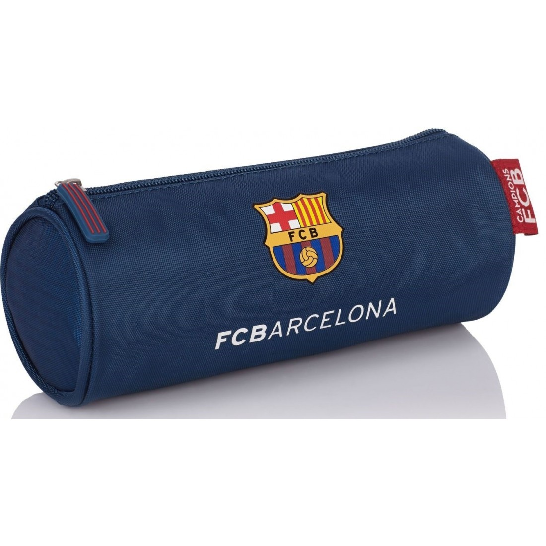 Piórnik tuba FC Barcelona granatowa FC-154