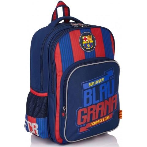Plecak szkolny FC Barcelona FC-131 do 1. klasy dla chłopca