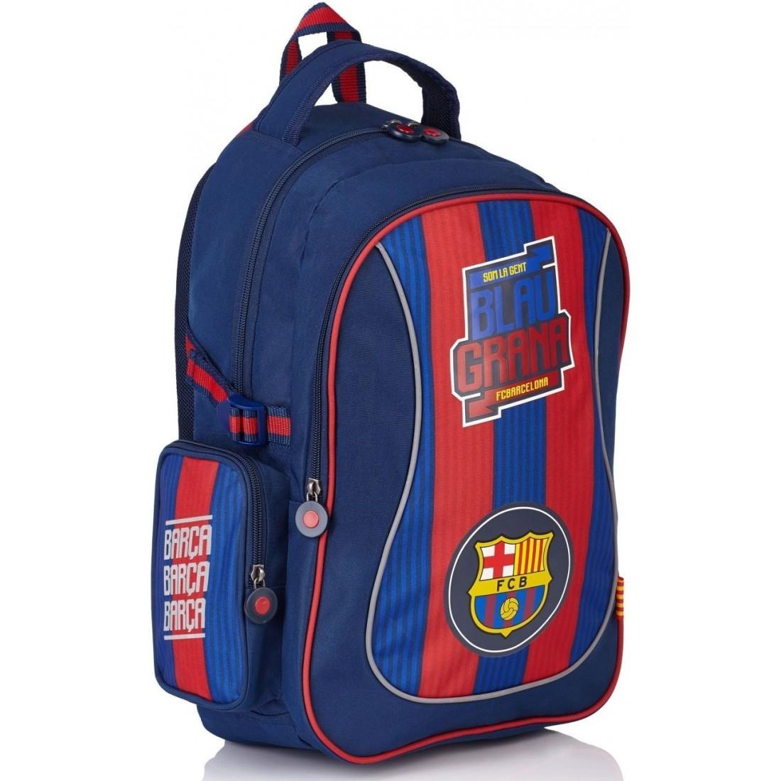 Plecak młodzieżowy FC Barcelona FC-132 dla kibica