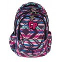 PLECAK MŁODZIEŻOWY COOLPACK SIMPLE PINK MEXICO CP 271