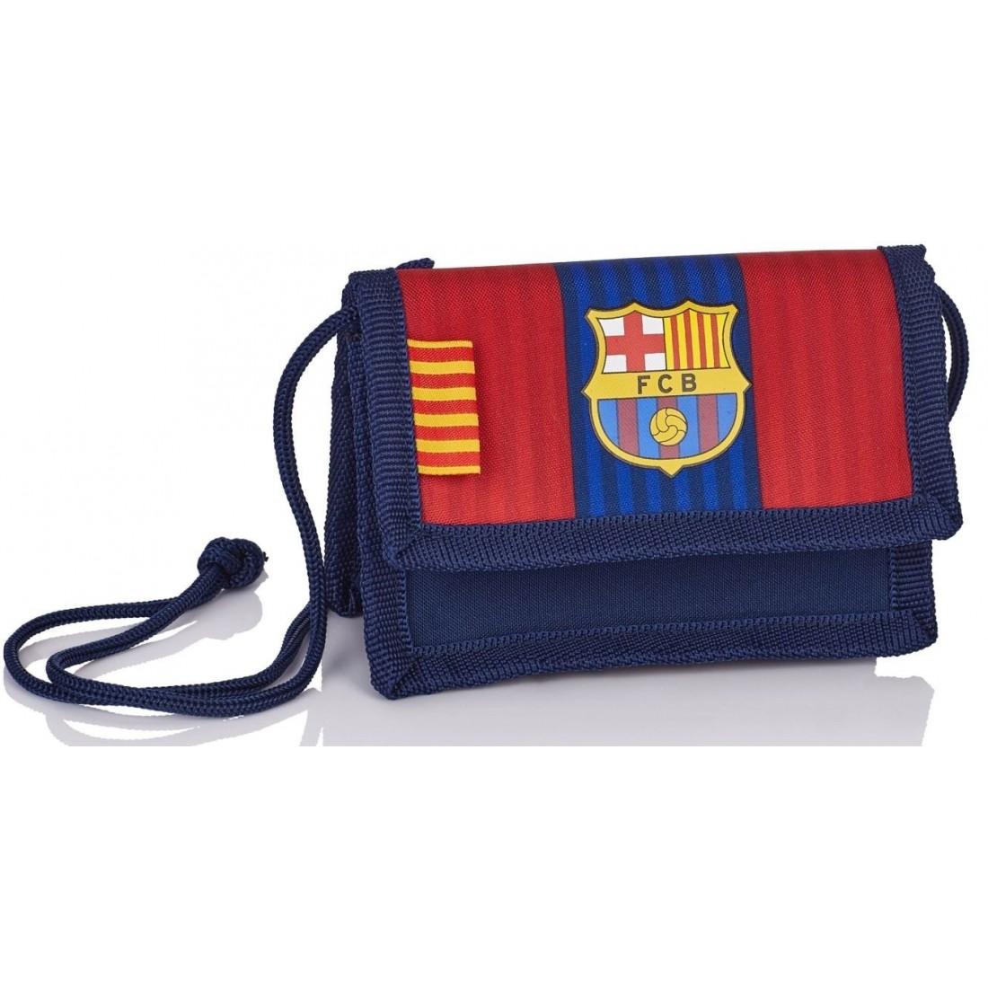 Portfel na szyję FC Barcelona FC-140 dla kibica