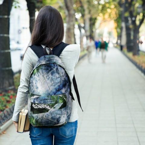 Plecak młodzieżowy Fullprint Scratch