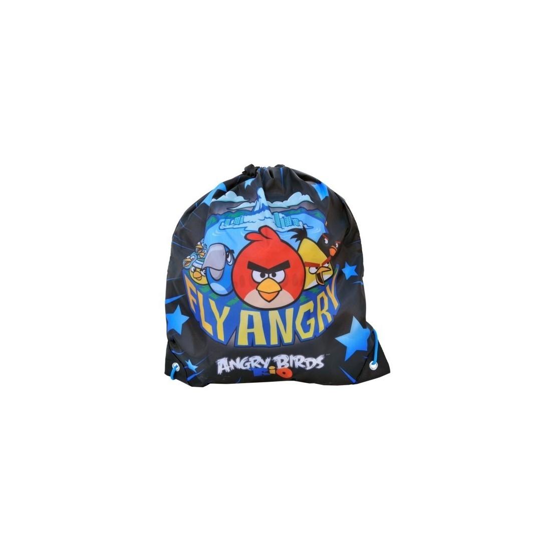 Worek Na Buty Angry Birds Rio Niebieski