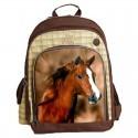 Plecak z koniem