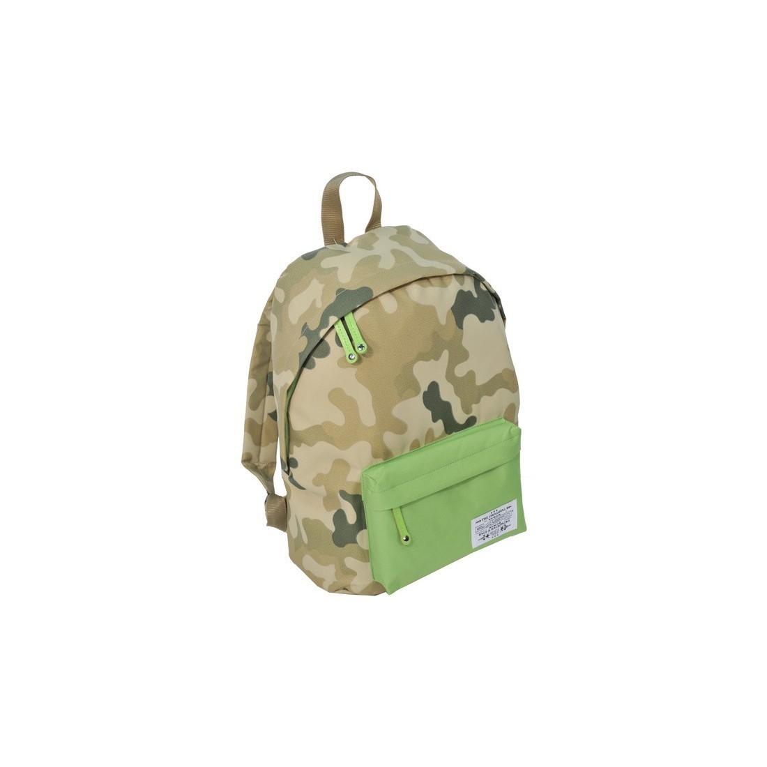 Plecak Młodzieżowy Moro Khaki Zielony
