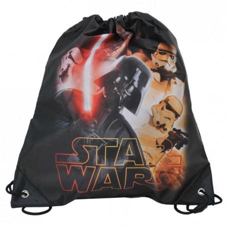 Worek na obuwie Star Wars czarny