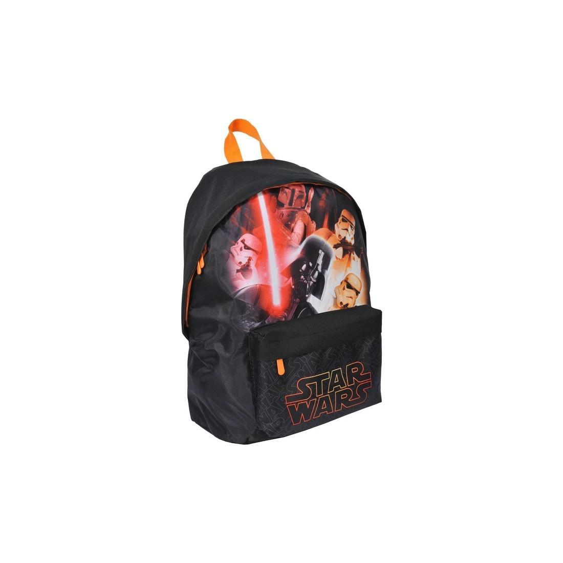 Plecak Star Wars czarny