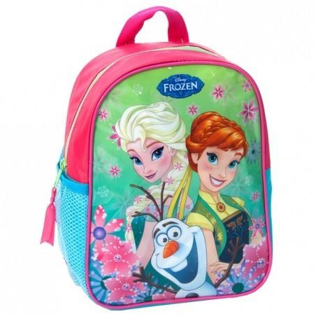 Plecaczek szkolny Kraina Lodu, Frozen wiosenny motyw