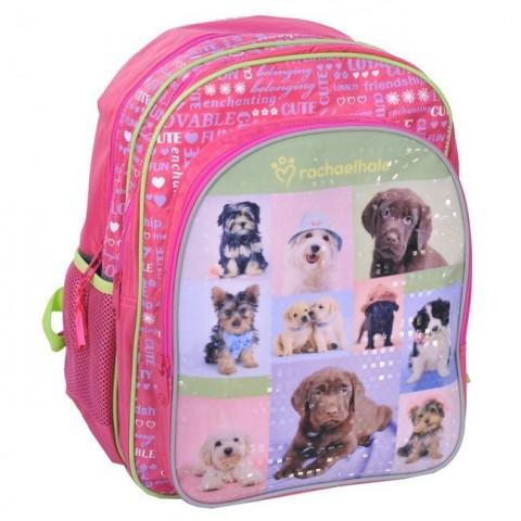 Plecak szkolny Rachael Hale z psami