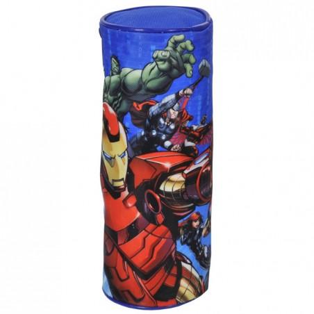 Tuba Avengers niebieska