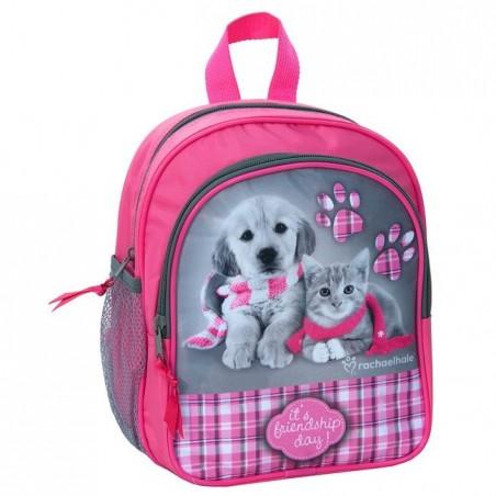 Plecaczek pies i kot
