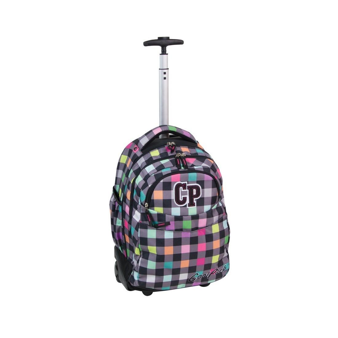 Plecak CoolPack na kółkach Patio - CP 132