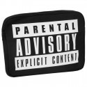 Pokrowiec na laptop Parental Advisory