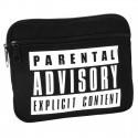 Pokrowiec na tablet Parental Advisory