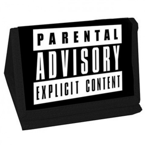 Portfel Parental Advisory