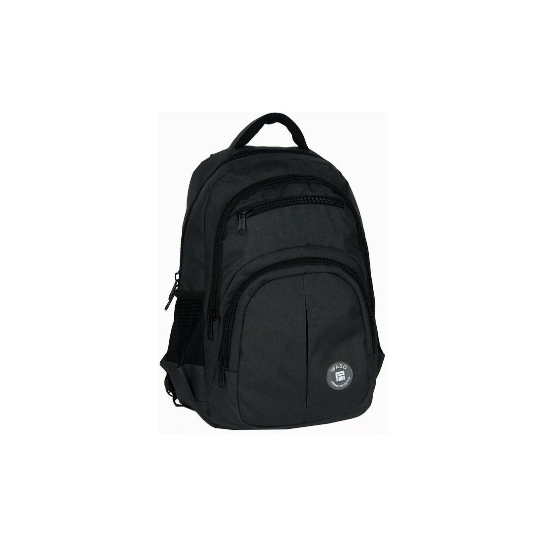 Plecak młodzieżowy czarny original collection
