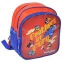 Plecaczek Angry Birds Rio czerwony