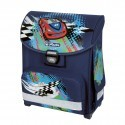 TORNISTER Herlitz SMART SPLASH Czerwone Auto