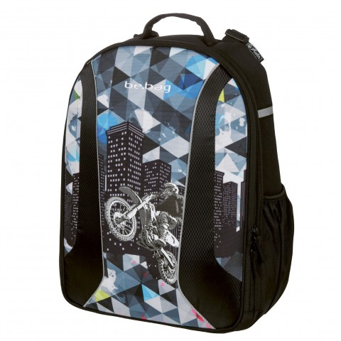 PLECAK be.bag AIRGO BIG CITY BIKER Motor