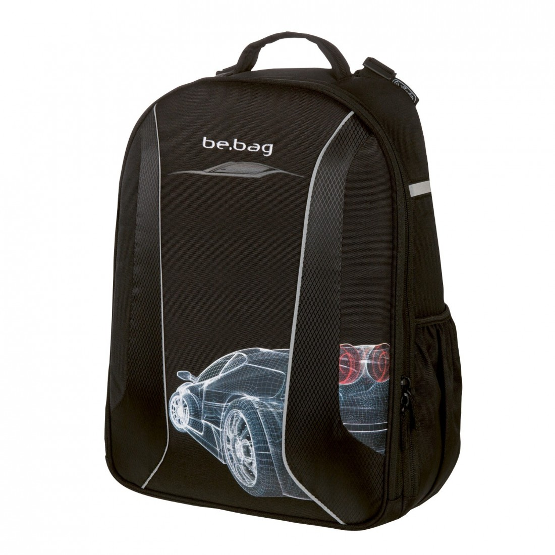 PLECAK be.bag AIRGO GRID CAR