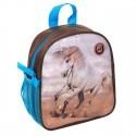 Plecaczek z koniem