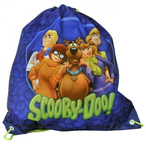 Worek szkolny Scooby Doo granatowy