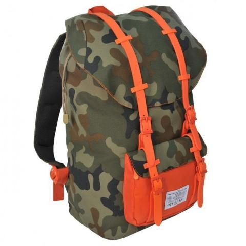 Plecak Premium Moro pomarańczowy