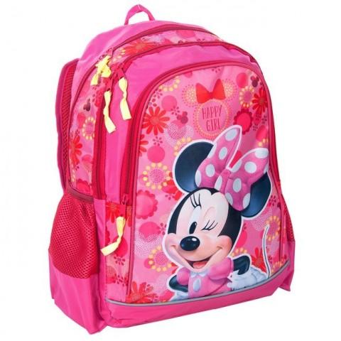 Plecak Szkolny Myszka Minnie różowy