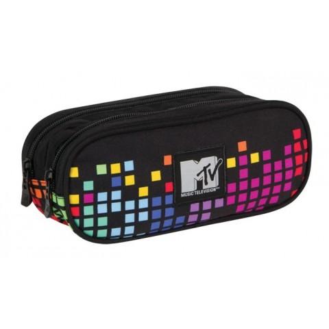 Piórnik Coolpack Podwójny MTV Equalizer