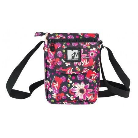 Mała torebka na ramię Coolpack MTV Flowers